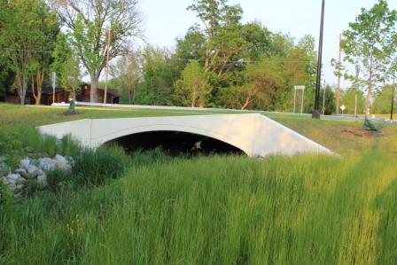 Concord Road Precast Arch Culvert