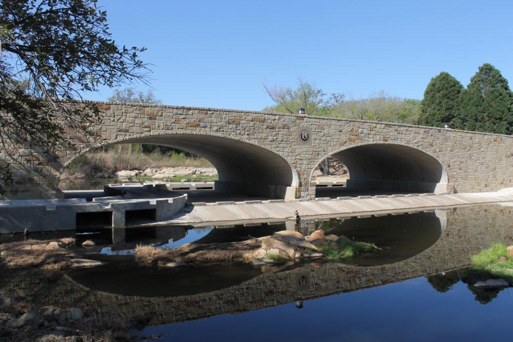 Precast Concrete Wingwalls : Baywest precast concrete arch bridge horseshoe bay
